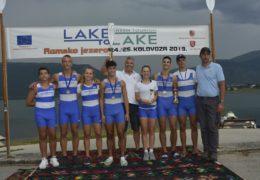 """Održana 7. regata """"Lake to lake"""" na Ramskom jezeru"""