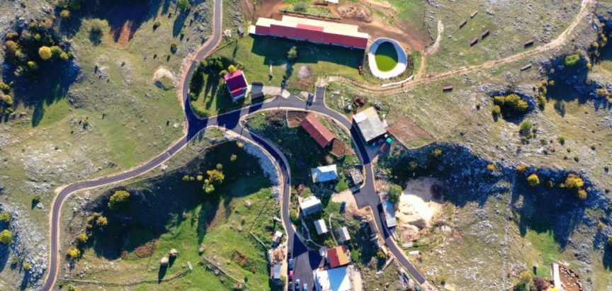 Foto: Kordići na Gornjem Kozlu dobili asfaltni put