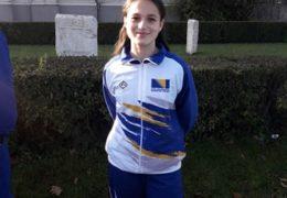 Amila Beganović iz Prozora nastupa na SP u karateu