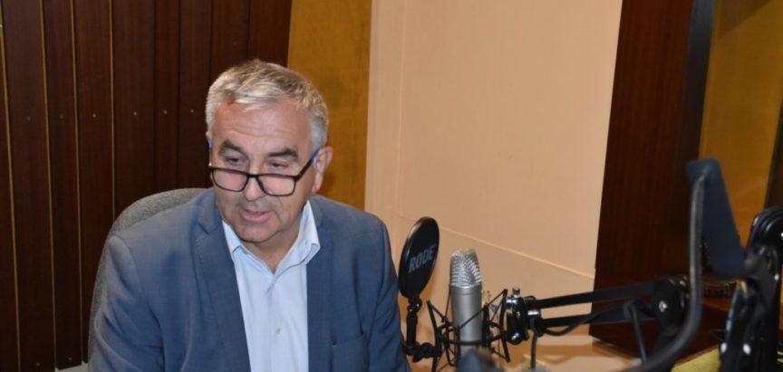 Josip Juričić o proračunu i drugim aktualnim temama na Radio Rami