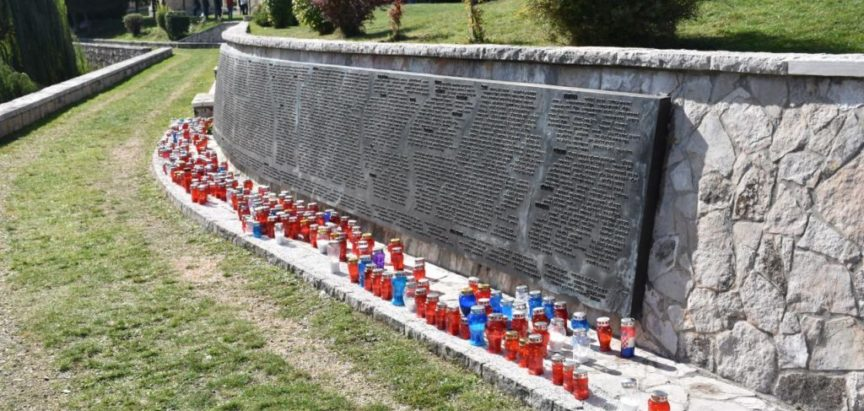 Foto: Spomen na sve Ramske žrtve