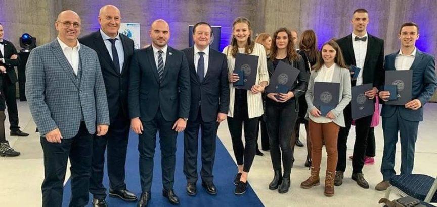 Sveučilište u Zagrebu dodijelio priznanje Aniti Tadić