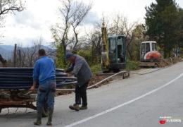 Foto/video: Gradnja vodovoda za Naukoviće
