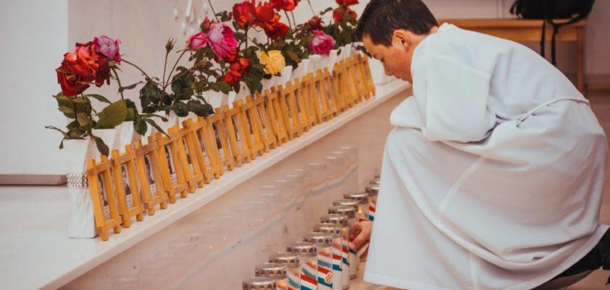 Foto: Blagdan Svih Svetih u Rami