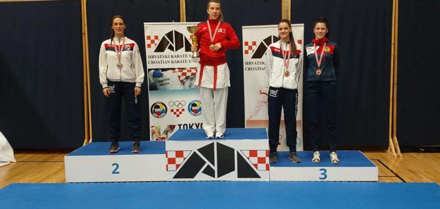 Katarina Jeličić i Anita Tadić brončane na seniorskom prvenstvu Republike Hrvatske
