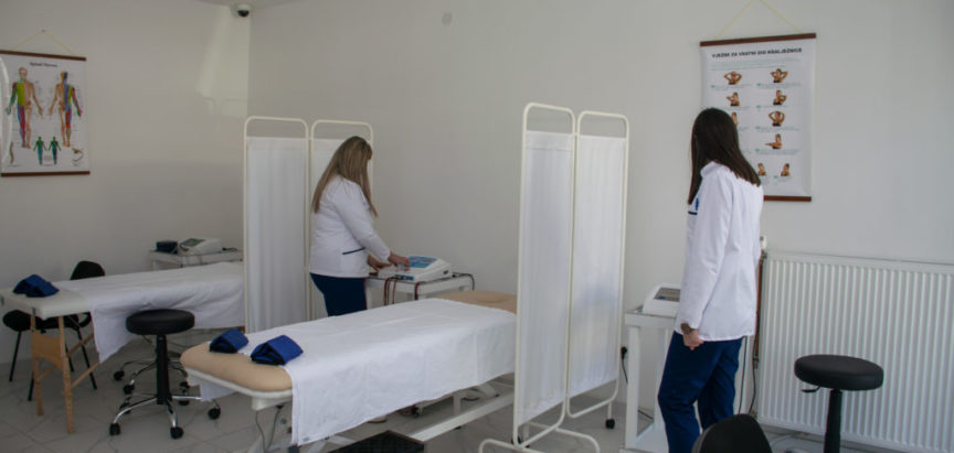 """Obilježen početak rada  Fizikalne medicine u sklopu Doma zdravlja """"Rama"""""""