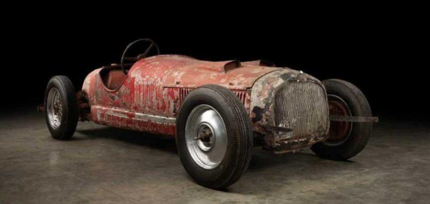 Restaurira se Alfa Romeo 6C 1750 Super Sport, automobil koji je pripadao Mussoliniju
