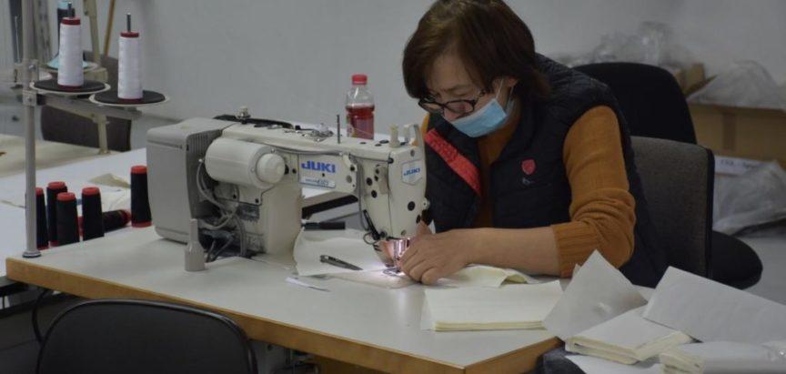 Rama-Tex d.o.o. šije 5000 zaštitnih maski