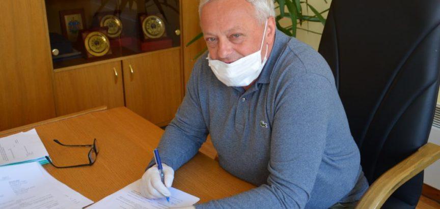 Potpisan Okvirni sporazum  o izvođenju radova na sanaciji i asfaltiranju lokalnih cesta i ulica s prilazima