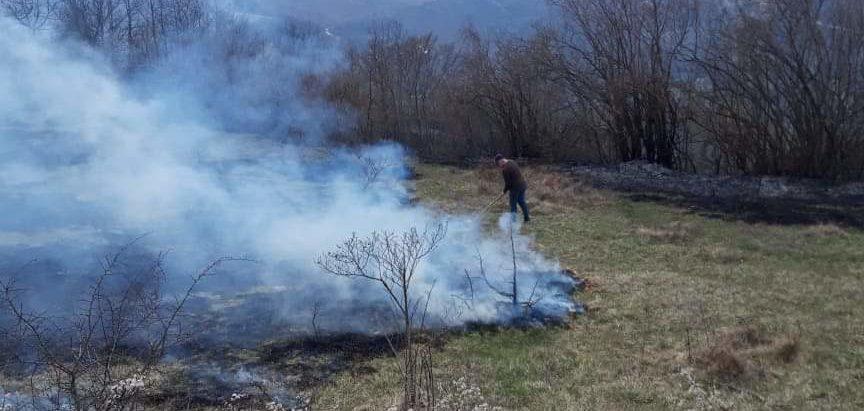 Stanje s požarima se smiruje:  Gasitelji očekuju najavljenu kišu kako bi konačno odahnuli