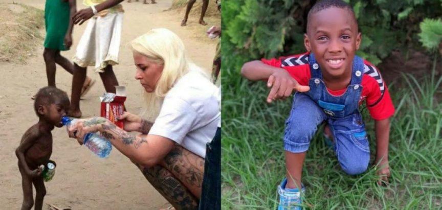 Kako danas izgleda dječak kojeg je polumrtvog pronašla danska humanitarka?