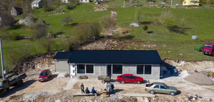 Foto/video: Na Zahumu se gradi restoran ljubavlju spram svom kraju i željom za ostankom na korijenima predaka