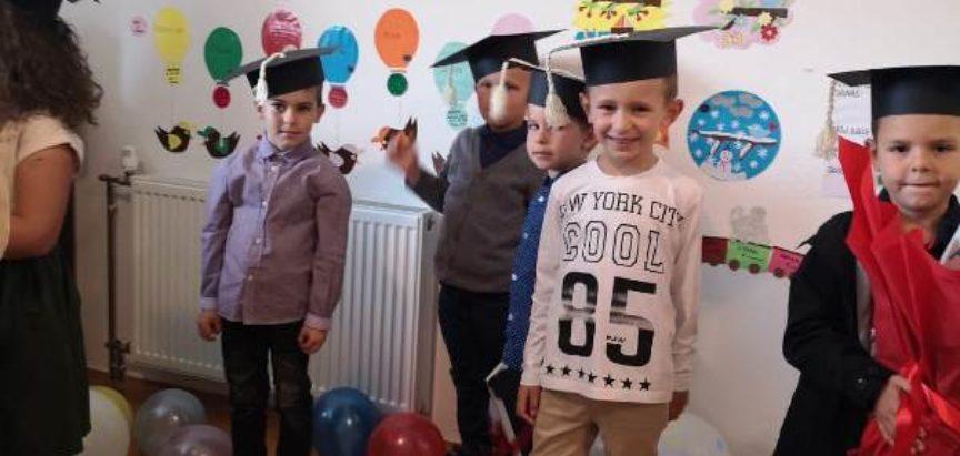 """Dječji vrtić """"Ciciban"""" ispratio buduće školarce"""