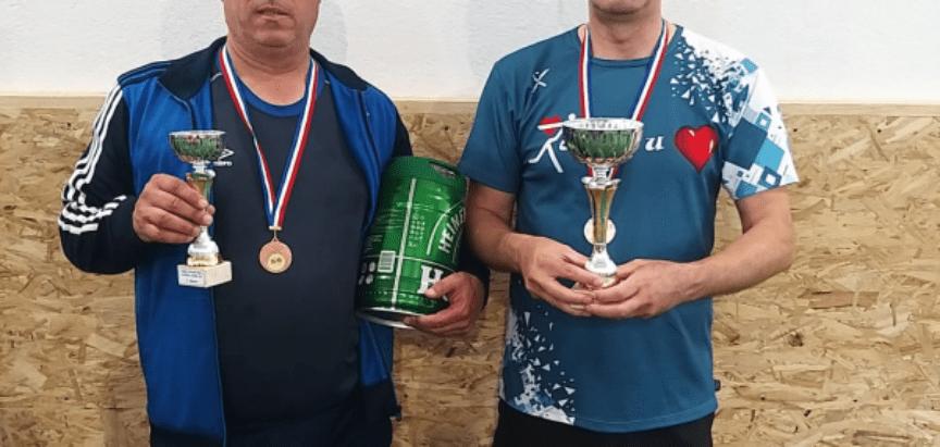 FOTO: Finale u Grudama otišlo na stranu Đođe! Gruđani Glavaš i Marić oduševili igrom