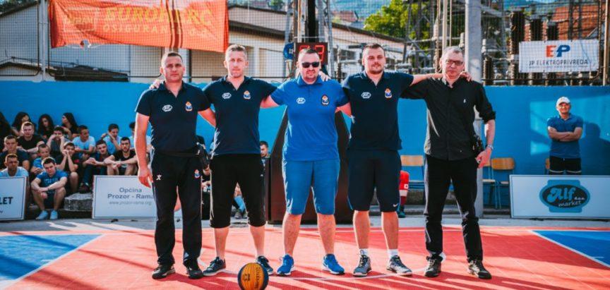 Pobjednik Streetball  Rama 2020 je ekipa La PONT