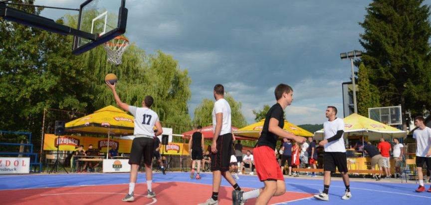 Foto: U Prozoru se igra Streetball 2020