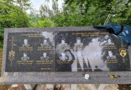Obljetnica na Pomenu, 27. godina od stradanja