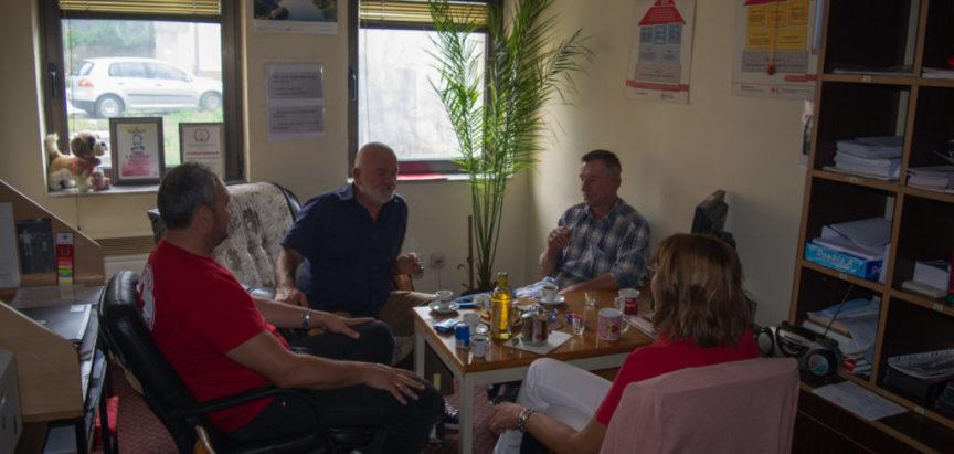 """Crveni križ Prozor-Rama dobio donaciju od humanitarne organizacije """"Novi horizonti"""""""