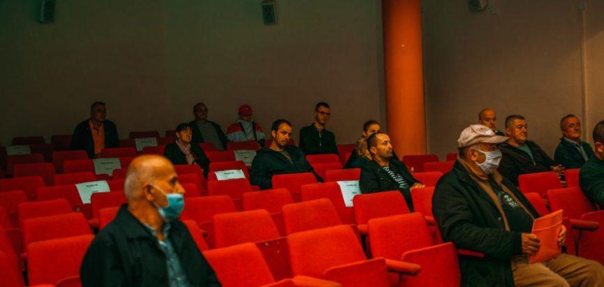 Potpisani ugovori o sufinanciranju Općine Prozor-Rama za nabavku plastenika za 20 aplikanata
