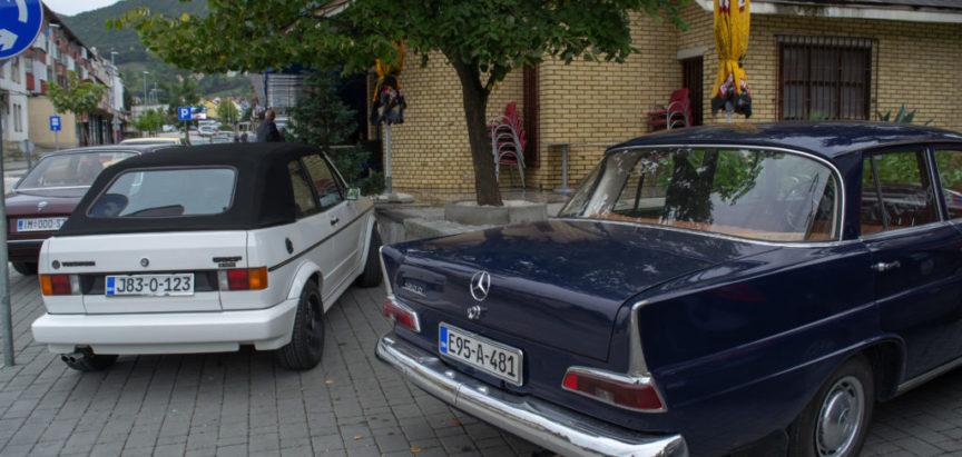 """Foto: Članovi Oldtimer klubova """"Ero"""" i """"Imotski"""" posjetili Ramu"""