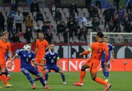 Nogometaši BiH osvojili bod protiv Nizozemske