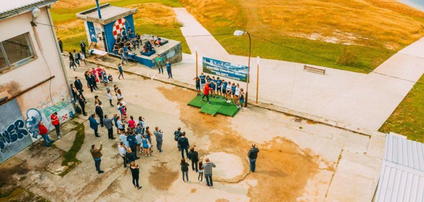 """Održana osma veslačka regata """"Lake to Lake"""" 2020 na Ramskom jezeru"""