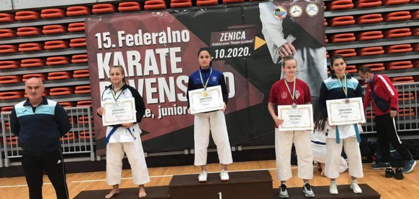 KK Empi: Amila Beganović juniorska prvakinja FBiH