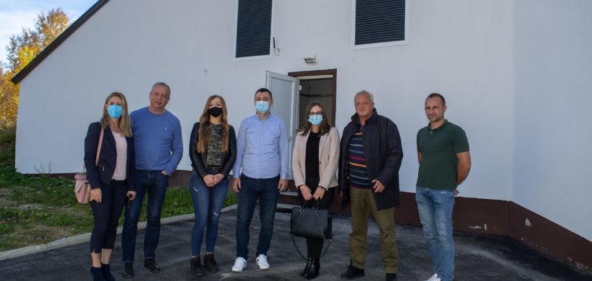 Na Krčima izgrađena automatizirna klorna stanica za vodovodnu mrežu
