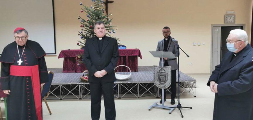 Božićno čestitanje kod kardinala Puljića i biskupa Vukšića