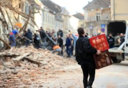 Crveni križ Prozor-Rama uz potporu Općine pokreće akciju prikupljanja sredstava za pomoć Petrinji i Glini