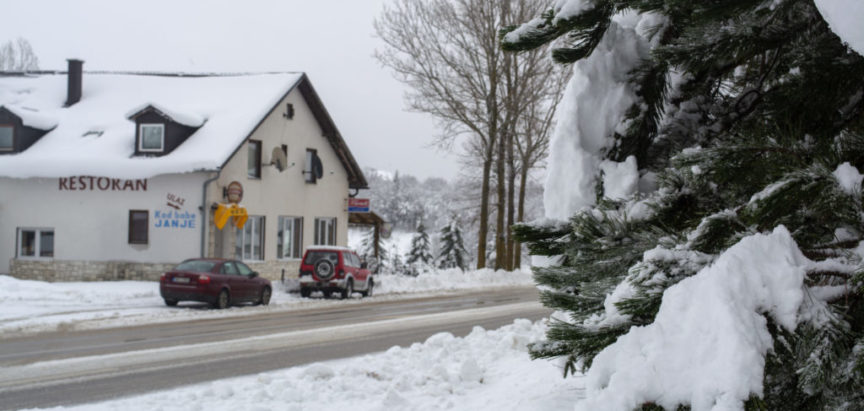 Zimska razglednica