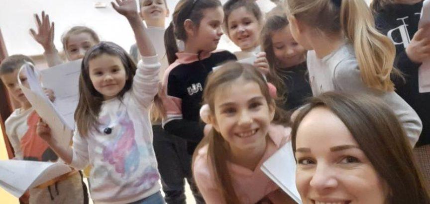 Prvo okupljanje najmlađih ramskih glumaca