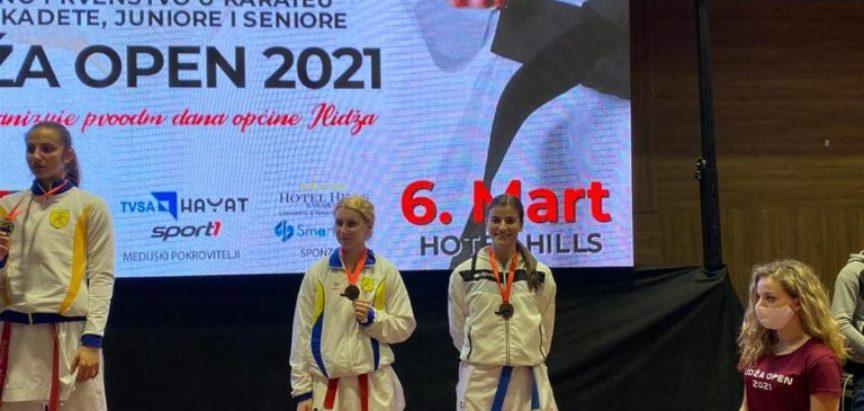 KK EMPI: Dvije medalje za Moniku Rajić