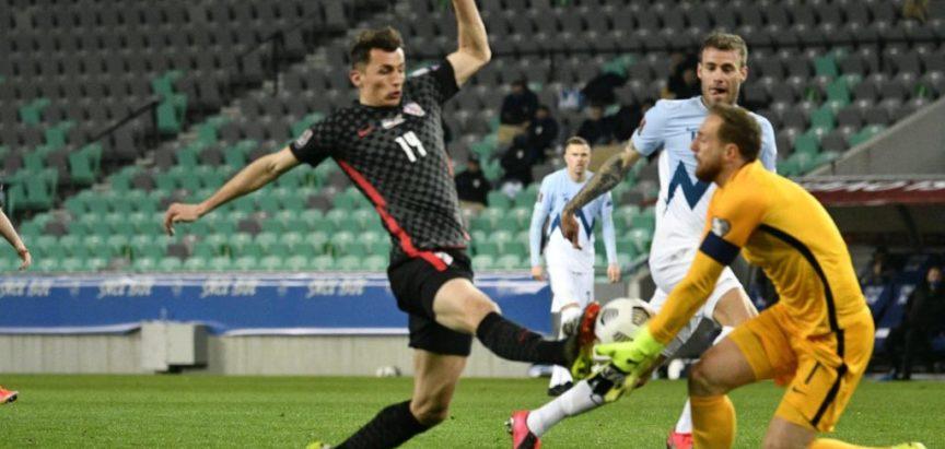 Hrvatski nogometaši na startu kvalifikacija izgubili od Slovenije