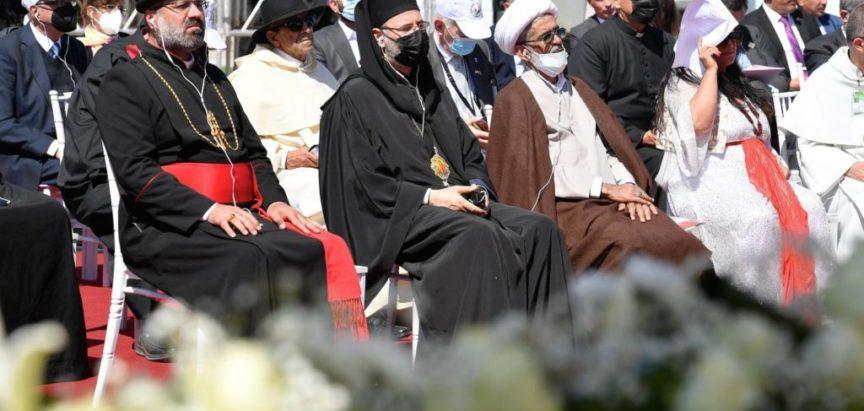 Papa potaknuo vjernike abrahamskih religija da traže put mira u Iraku
