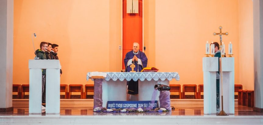 """Duhovna obnova za mlade na temu """"Riječ Božja u životu svetog Josipa"""""""