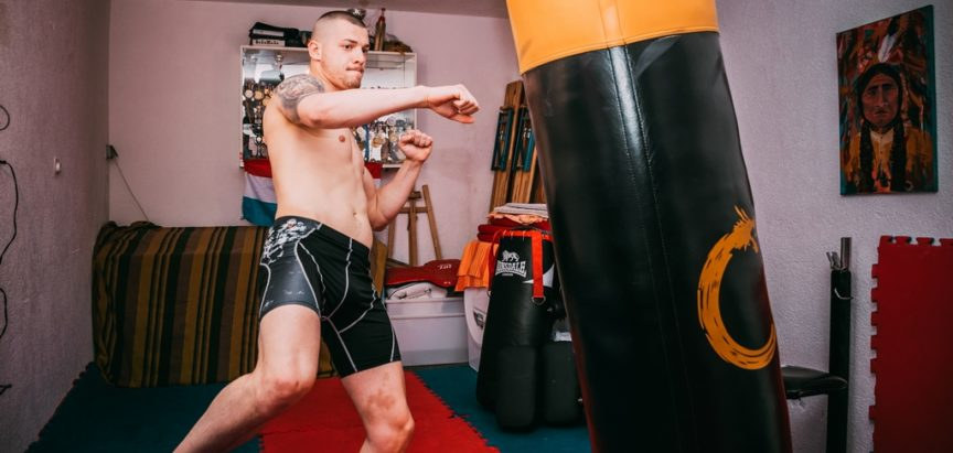 TOMISLAV I IVAN SIČAJA: Od podruma obiteljske kuće, do prvih MMA medalja