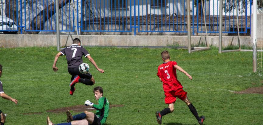 Nezaustavljivi mladi ramski nogometaši savladali HŠK Zrinjski 2:0