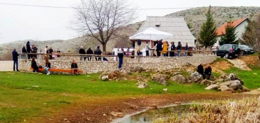 FOTO/VIDEO: Na Zahumu proslavljen Sveti Josip Radnik