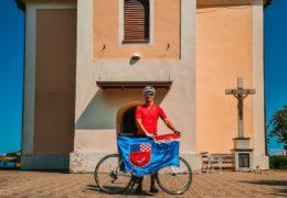 FILIP MARKEŠIĆ: Biciklom od Bjelovara do Rame