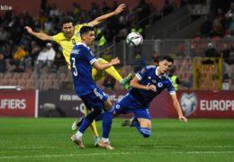 Nogometaši BiH kiksali protiv Kazahstana u Zenici