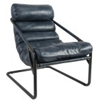 Classic Home Jackson Leather Chair