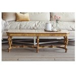 Eloquence Antique Coffee Table