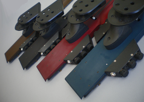 Railboard™ スルーネック構造のご紹介