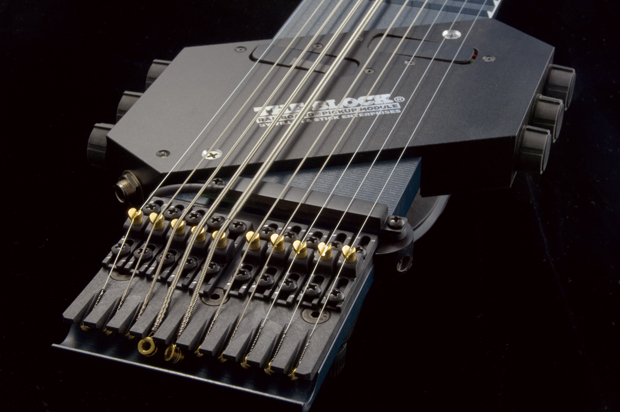 Railboard に GK-3 ピックアップ(MIDI)