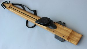 10弦 Chapman Stick、竹