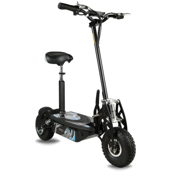 Pro Electric Scooter – Black 1000W 48V