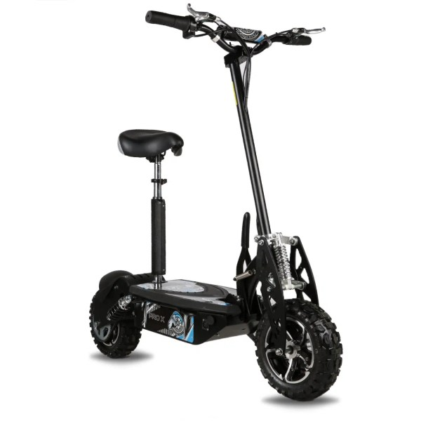 Pro X Electric Scooter – Black 1600W 48V
