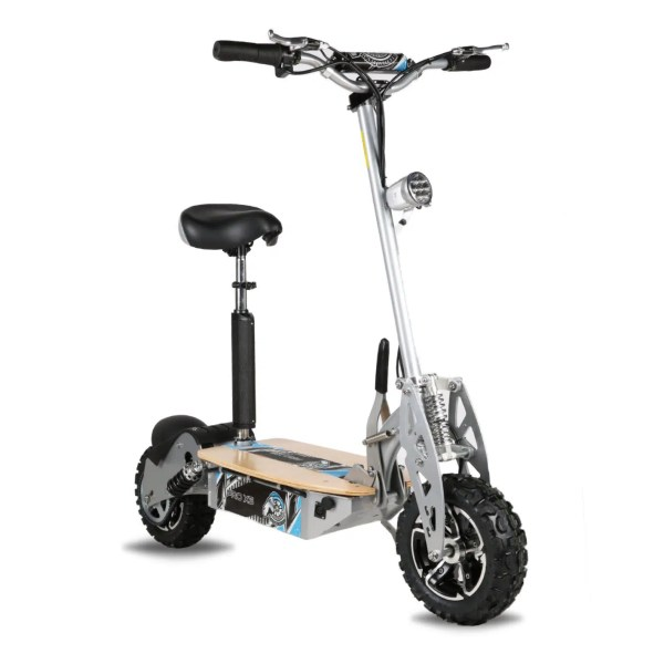 Pro XS Silver electric scooter