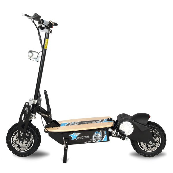 Side view electric Scooter Pro XS